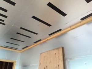 建物外皮 ビルトインガレージ天井