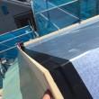 屋根部外皮 気密処理