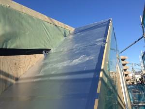屋根7寸勾配