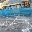 屋根勾配7寸の雪降ろし