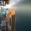 硬質ウレタンフォーム保温板張り終了