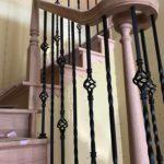 T邸の階段と階段吹抜けを利用したYUCACOシステム