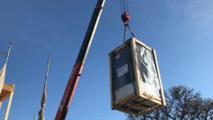 DAIKINデシカホームエア 調湿・換気ユニット吊り込み込み