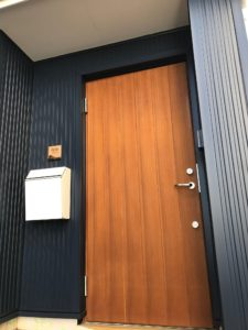 防耐火 木質系断熱ドア