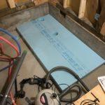 システムバス床下は屋内扱いとし、基礎内断熱工法を採用しています