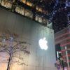 Apple銀座 2018年クリスマスまであと少し…